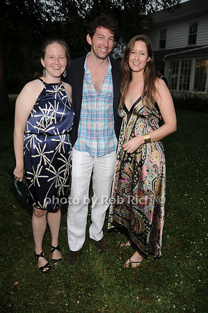 Ann Colice, Ben Colice, Connie Dunham<br /> photo by Rob Rich © 2010 robwayne1@aol.com 516-676-3939