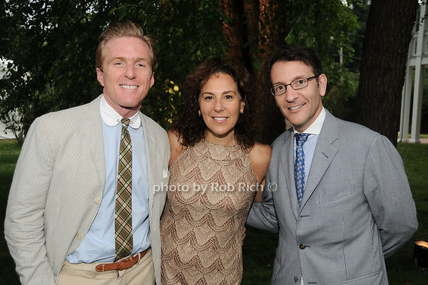 Charles Fagen, Valeric Shaff, Benjamin Doller<br /> photo by Rob Rich © 2010 robwayne1@aol.com 516-676-3939