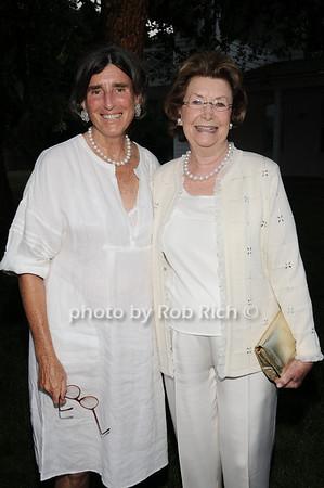 Linda James, Sally Edwards<br /> photo by Rob Rich © 2010 robwayne1@aol.com 516-676-3939