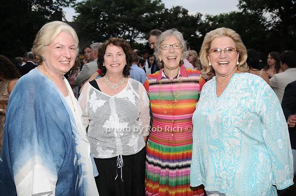 Linda Kamm, Cheryl Gold, Laura Hogued, Carol Roaman<br /> photo by Rob Rich © 2010 robwayne1@aol.com 516-676-3939