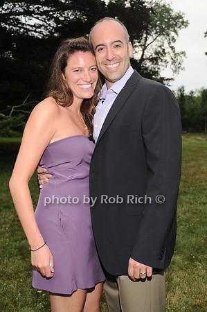 Lia Levine, Joshua Levine<br /> photo by Rob Rich © 2010 robwayne1@aol.com 516-676-3939