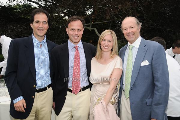 Gary Fuhrman, Peter Juhas, Katie Juhas, John Tuohy<br /> photo by Rob Rich © 2010 robwayne1@aol.com 516-676-3939