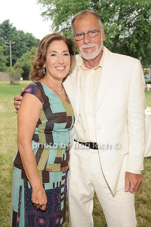 Corrine Strauss, Robert Ostiguy<br /> photo by Rob Rich © 2010 robwayne1@aol.com 516-676-3939