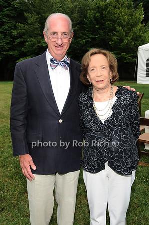 Jeff Hughes, Barbara Slifka<br /> photo by Rob Rich © 2010 robwayne1@aol.com 516-676-3939