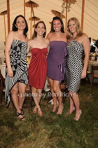 Belinda Torres, Jamie Sutherland, Lee Levine, Katherine McCallum photo by Rob Rich © 2010 robwayne1@aol.com 516-676-3939
