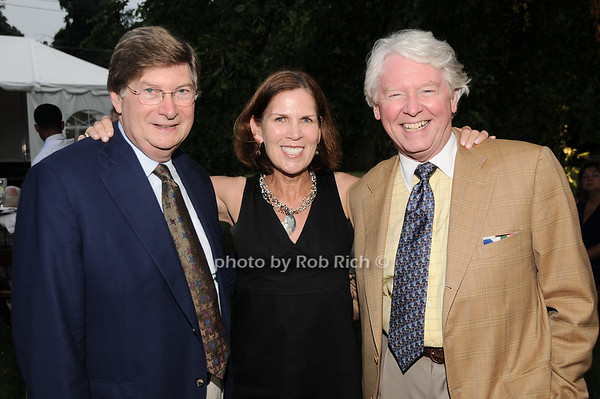 Aaron Lieber, Maureen Bluedorn, Bruce Horton<br /> photo by Rob Rich © 2010 robwayne1@aol.com 516-676-3939