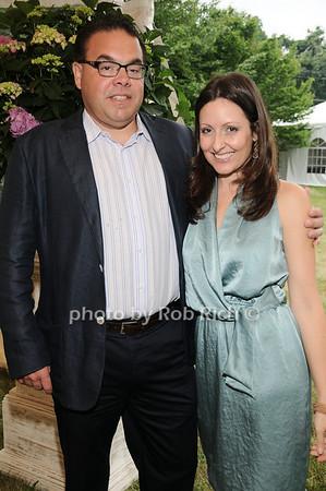 Nick Lobazzaro, Patricia Lobazzaro<br /> photo by Rob Rich © 2010 robwayne1@aol.com 516-676-3939