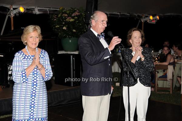 Georgia Wells, Jeff Hughes, Barbara Slifka<br /> photo by Rob Rich © 2010 robwayne1@aol.com 516-676-3939