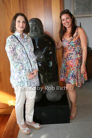 Ruth Baum, Annie Falk<br /> photo by Jakes for Rob Rich © 2010 robwayne1@aol.com 516-676-3939