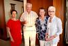 Helen Heller, Richard Pascvano, Lynn Pascvano, Dinah Evan
