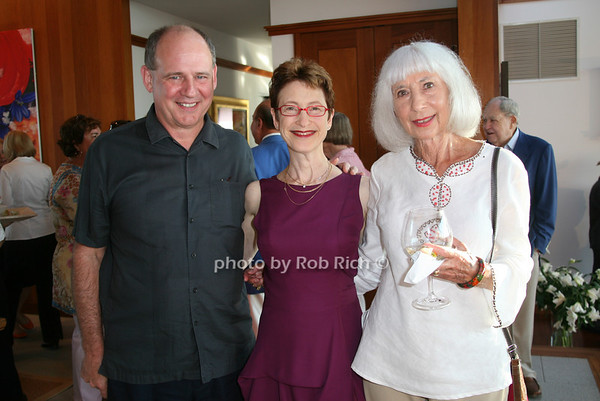 Christopher French, Terrie Sultan, Joan Miller<br /> photo by Jakes for Rob Rich © 2010 robwayne1@aol.com 516-676-3939