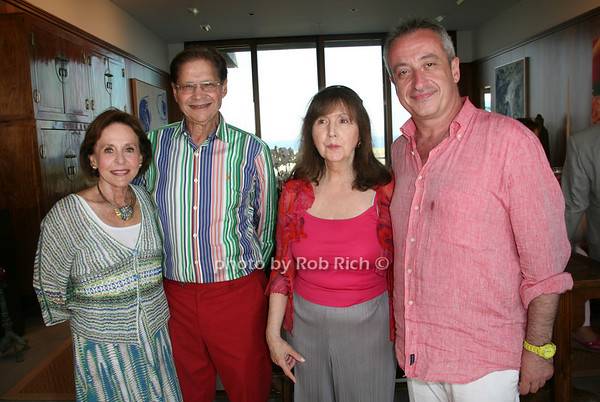 Doreen Bassin, Gilbert Bassin, Lois Plehn, Stephan Stoyanov<br /> photo by Jakes for Rob Rich © 2010 robwayne1@aol.com 516-676-3939
