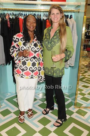 Claudette Darnell, Bonnie Comley<br /> photo by Rob Rich © 2010 robwayne1@aol.com 516-676-3939