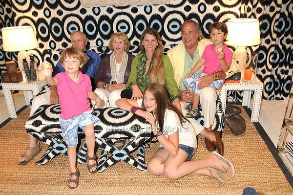 Frankie Lane, Jim Comley, Virginia Comley, Bonnie Comley, Leah Lane, Stewart Lane, Lenny Lane<br /> photo by Rob Rich © 2010 robwayne1@aol.com 516-676-3939