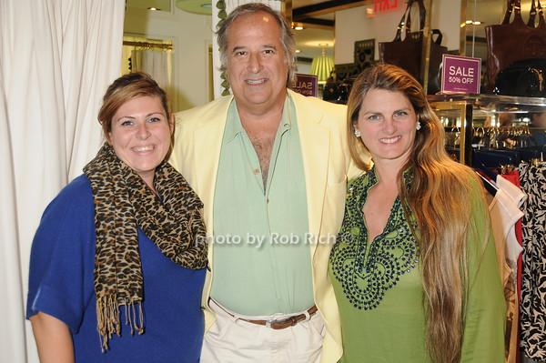 Meghan Ruddy, Stewart Lane, Bonnie Comley<br /> photo by Rob Rich © 2010 robwayne1@aol.com 516-676-3939