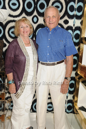 Virginia Comley, Jim Comley <br /> photo by Rob Rich © 2010 robwayne1@aol.com 516-676-3939