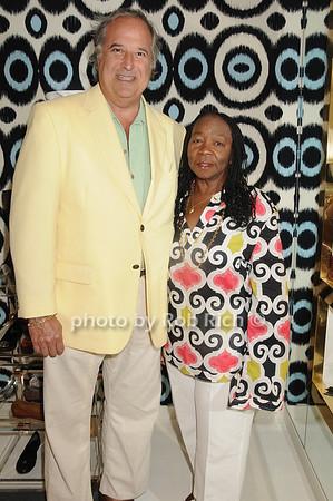 Stewart Lane, Claudette Darrell<br /> photo by Rob Rich © 2010 robwayne1@aol.com 516-676-3939