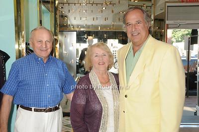 Jim Comley, Virginia Comley, Stewart Lane photo by Rob Rich © 2010 robwayne1@aol.com 516-676-3939
