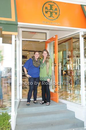 Meghan Ruddy,  Bonnie Comley<br /> photo by Rob Rich © 2010 robwayne1@aol.com 516-676-3939