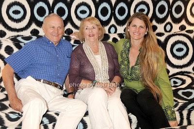 Jim Comley, Virginia Comley, Bonnie Comley photo by Rob Rich © 2010 robwayne1@aol.com 516-676-3939