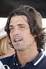 Polo Player and Ralph Lauren model Nacho Figueras<br /> at the opening day of Mercedes-Benz Polo Challenge at blue Star Jets Field in Bridgehampton on July 24, 2010.  photo by Rob Rich/SocietyAllure.com