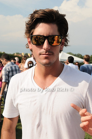 Polo Player Nic Roldan<br /> at the opening day of Mercedes-Benz Polo Challenge at blue Star Jets Field in Bridgehampton on July 24, 2010.  photo by Rob Rich/SocietyAllure.com