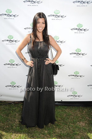 Kourtney Kardashian<br /> at the opening day of Mercedes-Benz Polo Challenge at blue Star Jets Field in Bridgehampton on July 24, 2010.  photo by Rob Rich/SocietyAllure.com