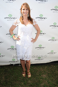Jill Zarin at the opening day of Mercedes-Benz Polo Challenge at blue Star Jets Field in Bridgehampton on July 24, 2010.  photo by Rob Rich/SocietyAllure.com