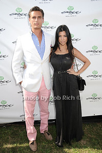 Scott Disick, Kourtney Kardashian photo by Rob Rich © 2010 robwayne1@aol.com 516-676-3939