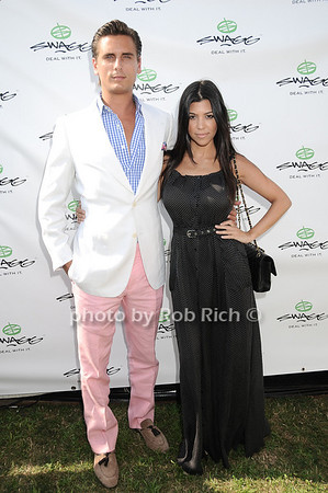 Scott Disick, Kourtney Kardashian<br /> photo by Rob Rich © 2010 robwayne1@aol.com 516-676-3939