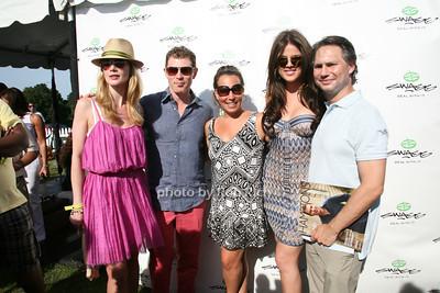Stephanie March, Bobby Flay, Samantha Yanks, Khloe Kardashian, Jason Binn photo by Jakes for Rob Rich © 2010 robwayne1@aol.com 516-676-3939