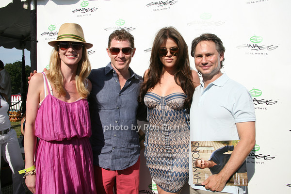 Stephanie March, Bobby Flay, Khloe Kardashian, Jason Binn<br /> photo by Jakes for Rob Rich © 2010 robwayne1@aol.com 516-676-3939