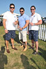 Frank Acosta, Griffin Findlay, Matt Marone<br /> at Week Three of the Mercedes-Benz Polo Challenge at Blue Star Jets Field in Bridgehampton on August 7, 2010. photo by Rob Rich/SocietyAllure.com