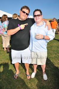 Gregg Beinin, Joel Alamia photo by Rob Rich © 2010 robwayne1@aol.com 516-676-3939