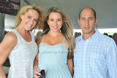 Dina Tavarre, Brooke Milstein, Adam Bailey photo by Rob Rich © 2010 robwayne1@aol.com 516-676-3939