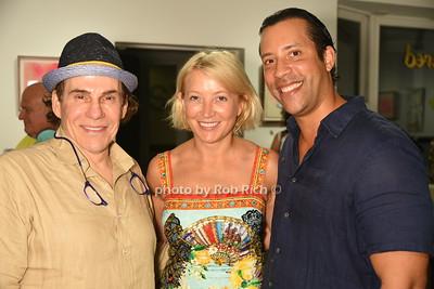R.Couri Hay, Janna Bullock, and Joe Alexander photo by Rob Rich/SocietyAllure.com © 2016 robwayne1@aol.com 516-676-3939