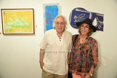 Richard Berchick and Susan Steiger photo by Rob Rich/SocietyAllure.com © 2016 robwayne1@aol.com 516-676-3939
