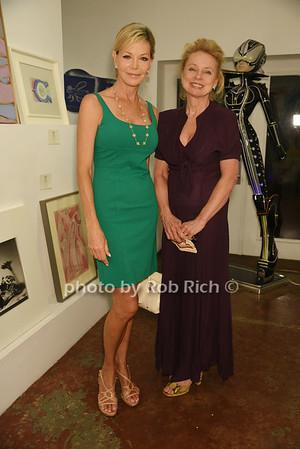 Julie Hayek and Sharon Browne