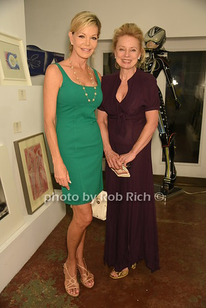 Julie Hayek and Sharon Browne photo by Rob Rich/SocietyAllure.com © 2016 robwayne1@aol.com 516-676-3939