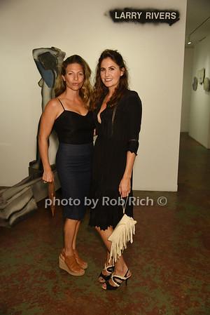 Amanda Bourne and Karine Macguder