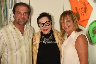 Michael Goldberg, Janet Lehr, and Jeryl Goldberg photo by Rob Rich/SocietyAllure.com © 2016 robwayne1@aol.com 516-676-3939