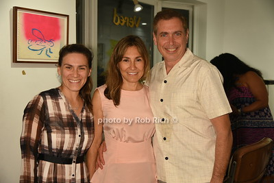 Julie Romo, Maria Fishel, and Ken Fishel photo by Rob Rich/SocietyAllure.com © 2016 robwayne1@aol.com 516-676-3939