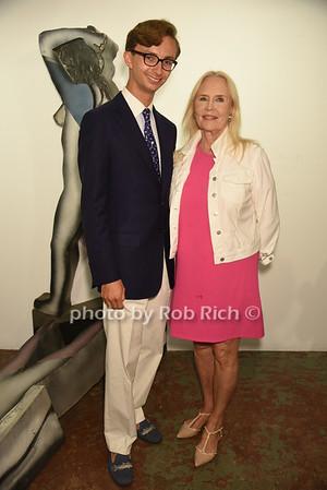 Cole Rumbough and Cornelia Bregman photo by Rob Rich/SocietyAllure.com © 2016 robwayne1@aol.com 516-676-3939