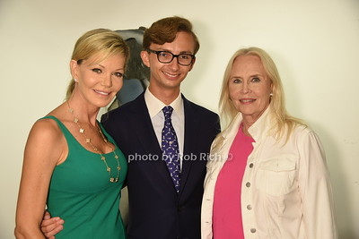 Julie Hayek, Cole Rumbough, and Cornelia Bregman photo by Rob Rich/SocietyAllure.com © 2016 robwayne1@aol.com 516-676-3939