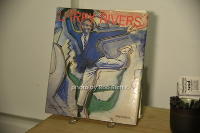 Larry Rivers artwork photo by Rob Rich/SocietyAllure.com © 2016 robwayne1@aol.com 516-676-3939