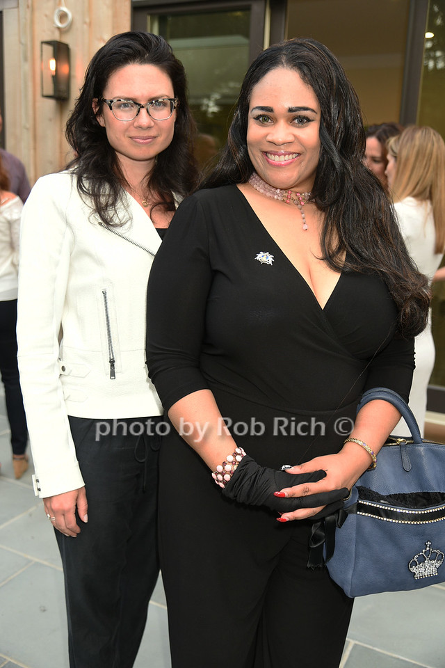 Dr.Scarlett Magda and Angelique Monet photo by Rob Rich/SocietyAllure.com © 2016 robwayne1@aol.com 516-676-3939