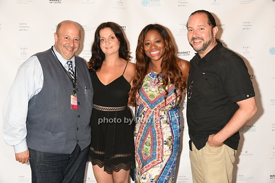 Adina Azerarian, Raphael Avigdor,  Bershan Shaw, and Greg Pravda photo by Rob Rich/SocietyAllure.com © 2016 robwayne1@aol.com 516-676-3939