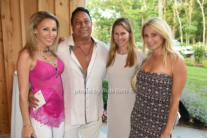 Angelica Marie,Ivan Wilzig, Marnie Howard and  Ruth Katz