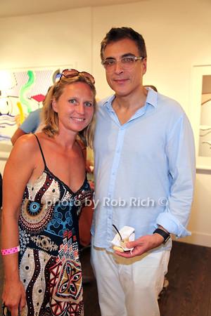 Andrea Benjamin  and Marc Benjamin