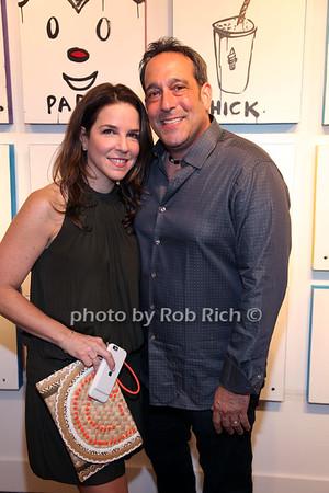 Denia Ross and Mitch Denowitz